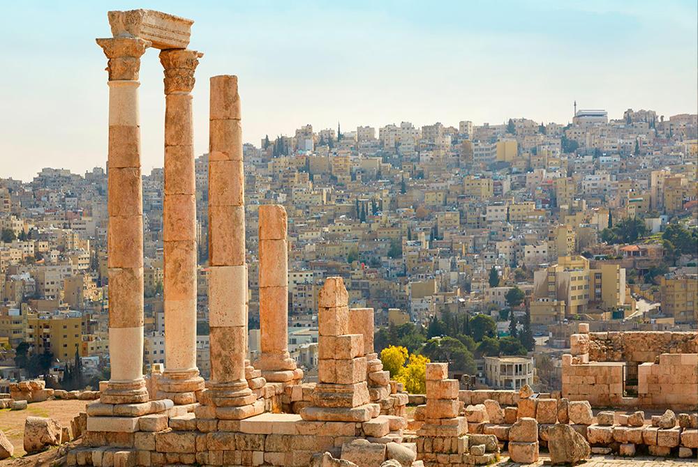 Giordania - Amman cittadella