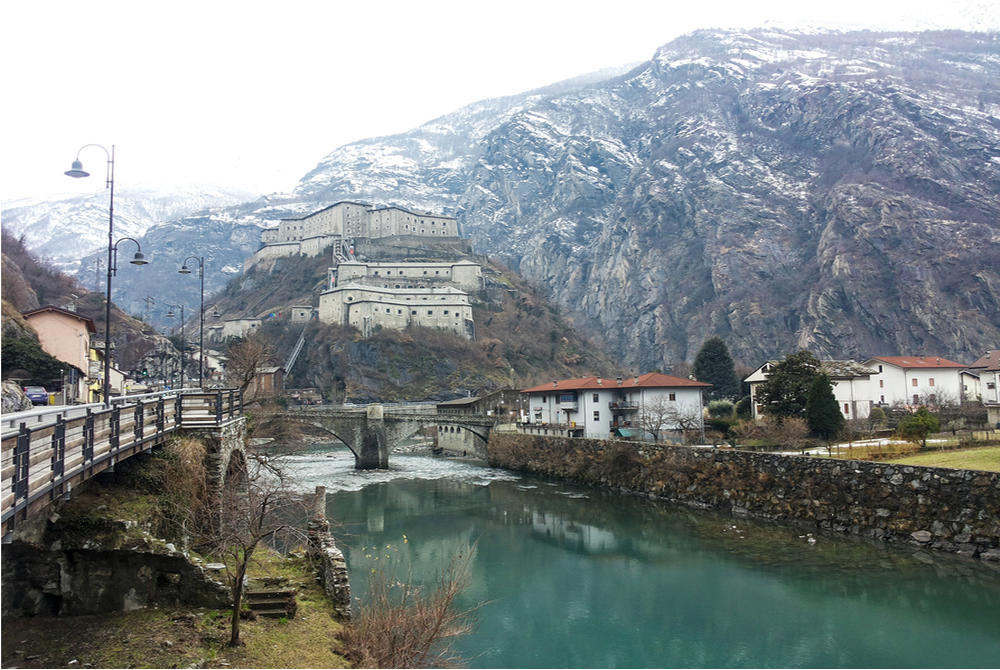 Valle d'Aosta - Bard