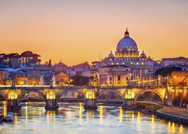 NH Collection Roma Giustiniano, scopri Roma con risparmio fino al 37%