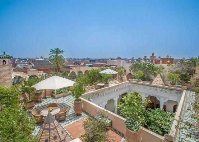 Riad Laurence Olivier, vacanza a Marrakech e sconto fino al 32%
