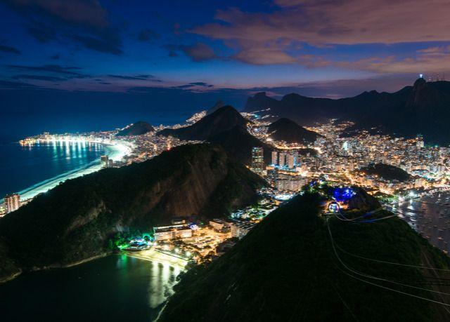 Vola a Rio de Janeiro con sconto fino al 49%