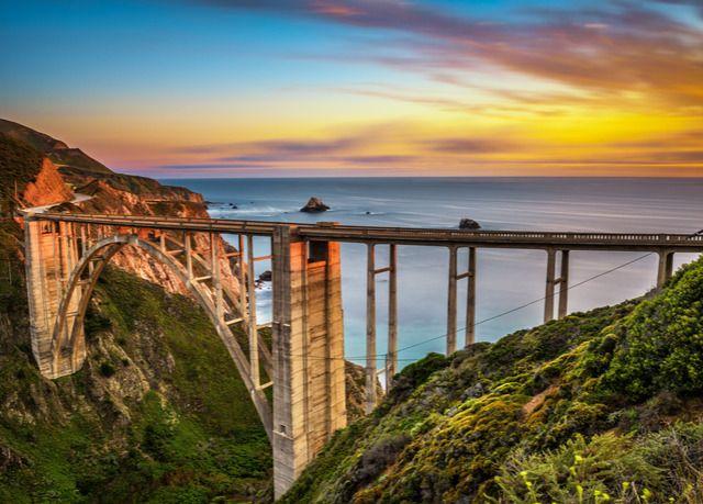 Viaggio in California con sconto fino al 52%
