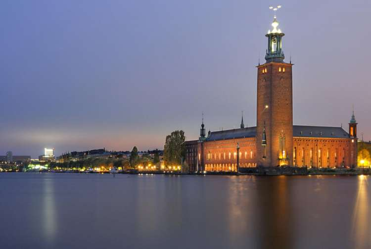 Stoccolma - Stadhuset