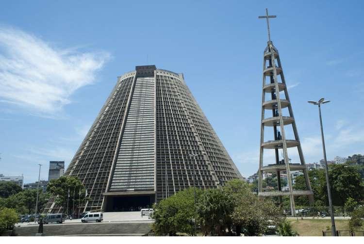 Rio de Janeiro - Cattedrale metropolitana