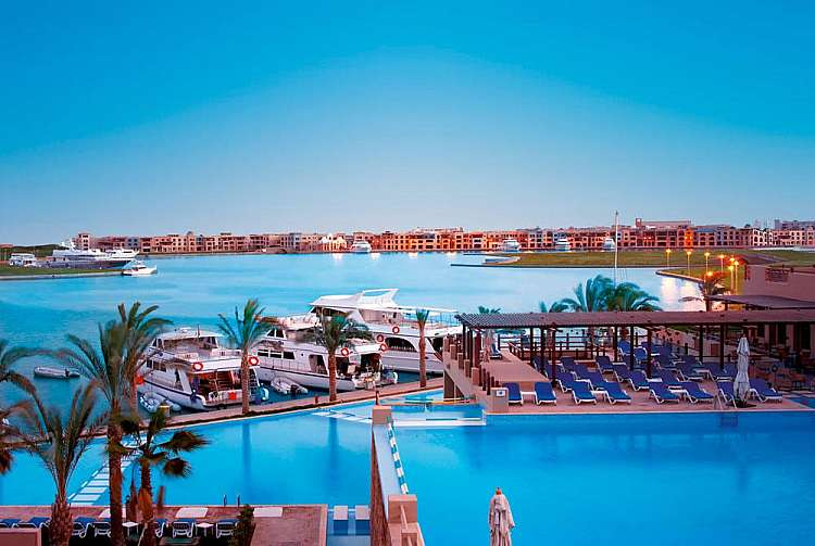 Hotel Marina Lodge Hotel Port Ghalib