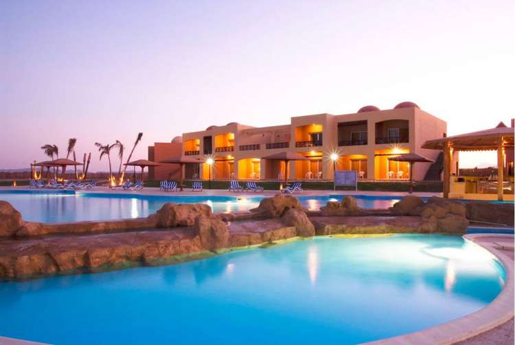 Hotel Wady Lahmy Azur Beach Resort Berenice