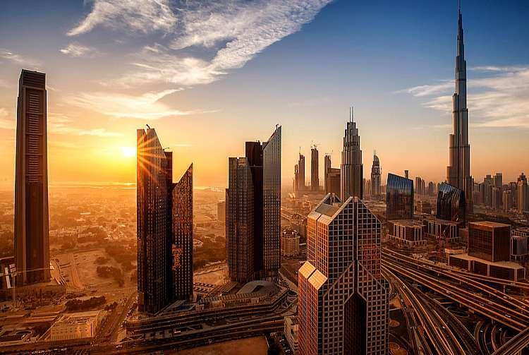 Crociera Emirati - Dubai