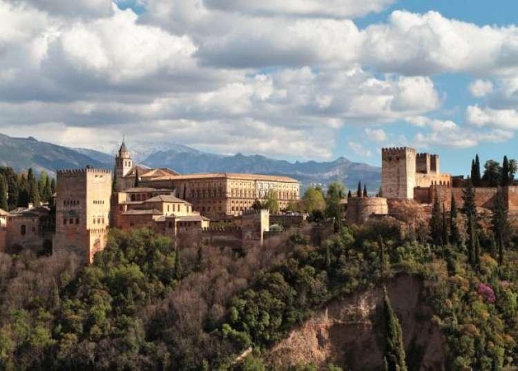 Parti alla scoperta di Granada con sconto fino al 45%
