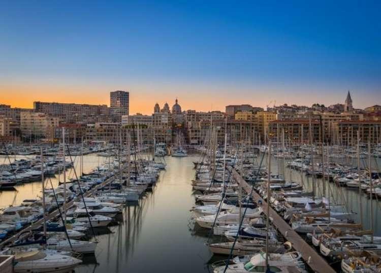 Marsiglia con sconto fino al 35%