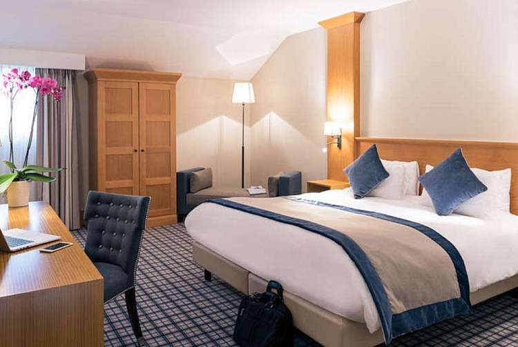 Camera Hotel Mercure Luxembourg Kikuoka Golf & Spa
