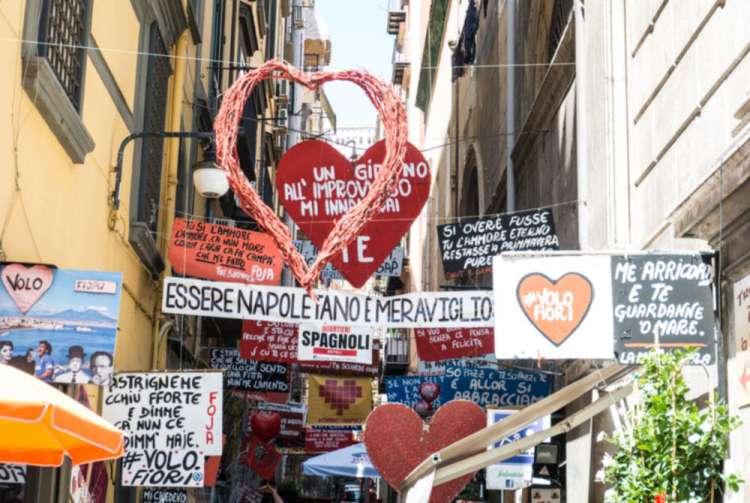 Scorcio Quartieri Spagnoli