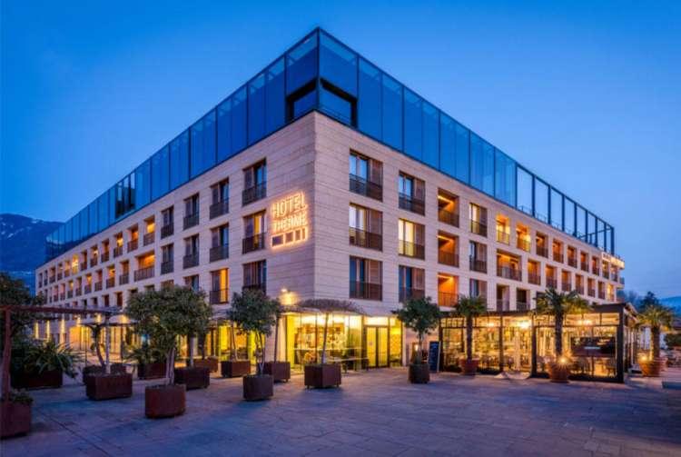 Esterno Hotel Terme di Merano