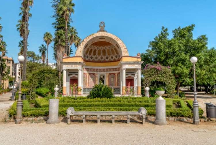 Villa Giulia- Palermo