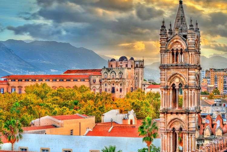 Panorama Palermo