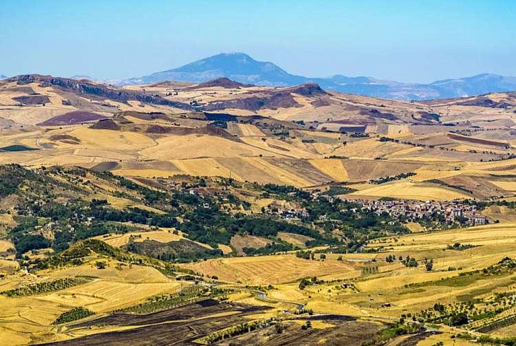 Panorama Madonie