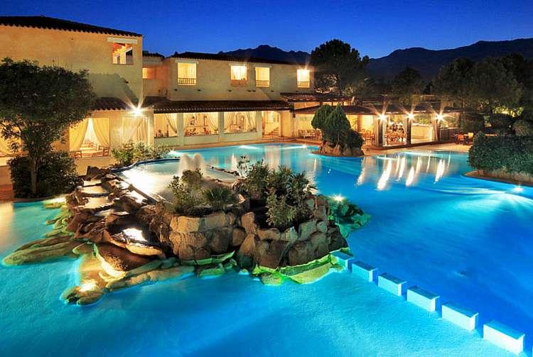 Piscina Colonna Hotel Du Golf