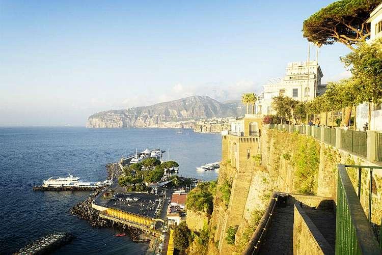 Offerte San Valentino Sorrento: la costa campana per una fuga romantica