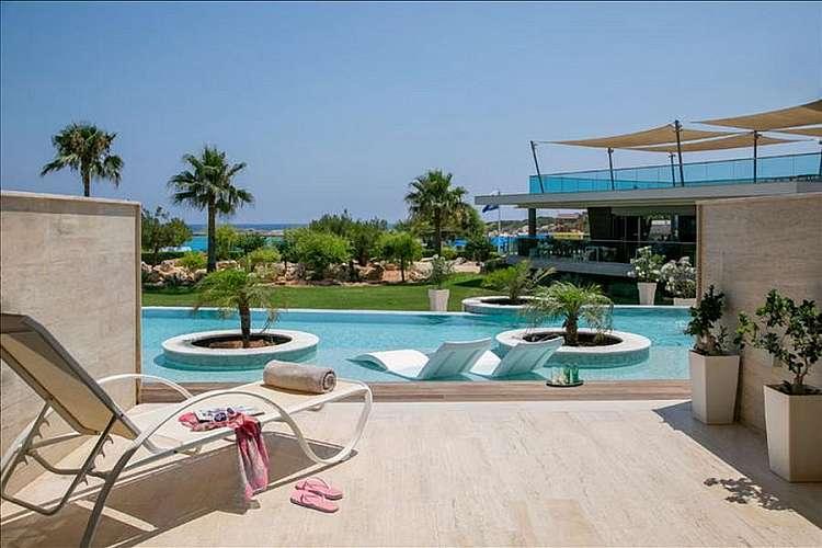 piscina suite