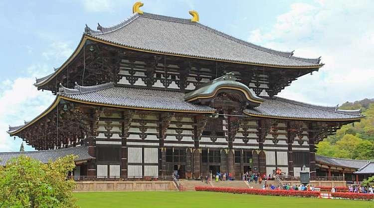 Nara - Tempio Todai-ji