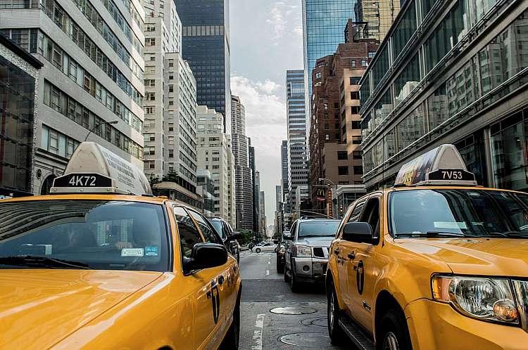Taxi gialli di New York