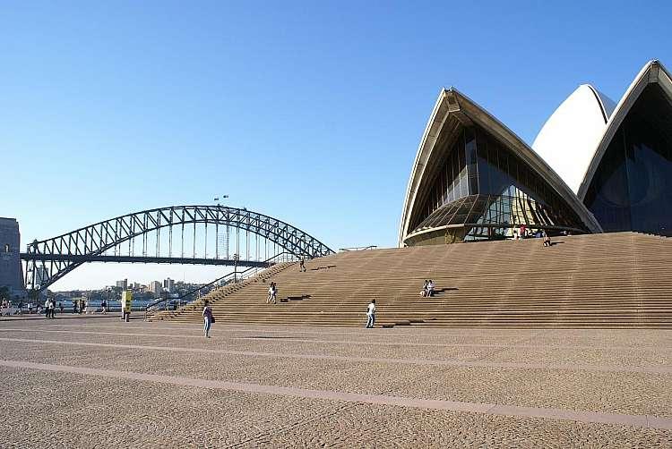 Sydney: Opera House e Harbour Bridge