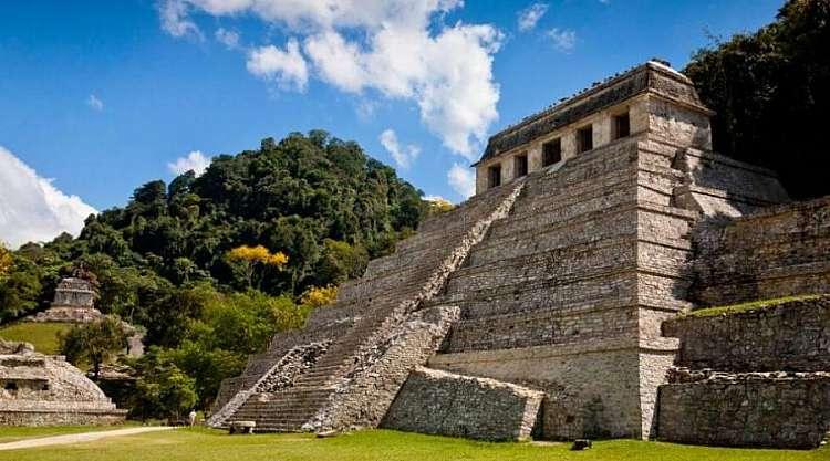 Tempio delle Iscrizioni, Palenque