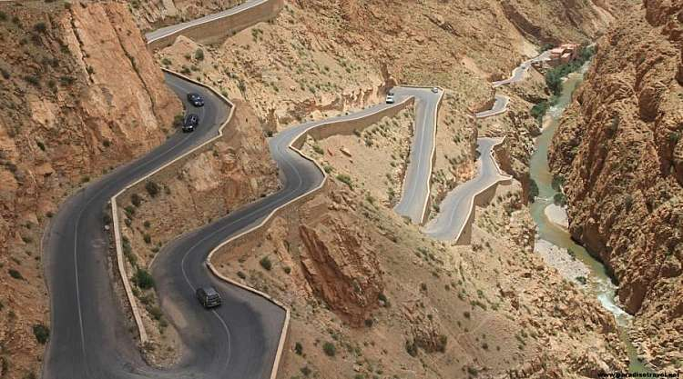 MAROCCO - Marrakech , Tour Il Grande Sud, Kasbah e Deserto