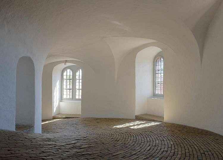 Interno della Rundetårn