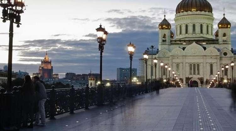 Mosca - Cattedrale di Cristo Salvatore
