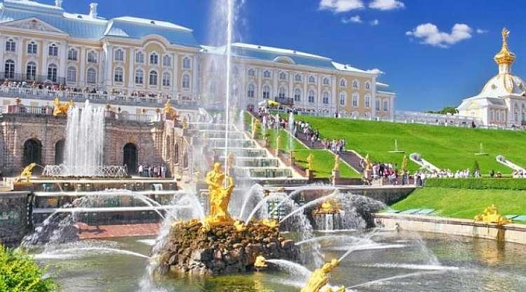 San Pietroburgo - Peterhof