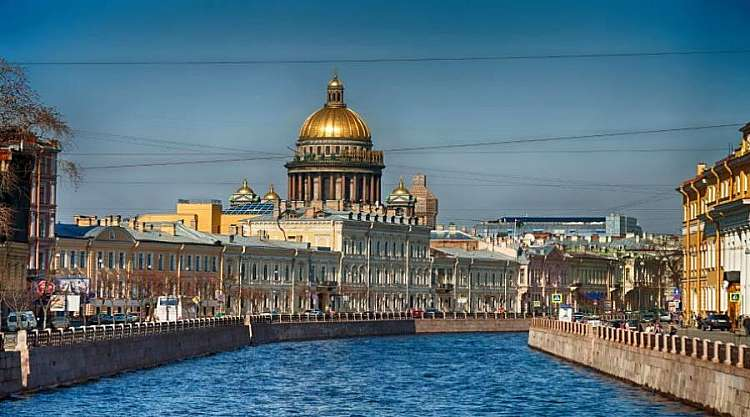 San Pietroburgo - S. Isacco