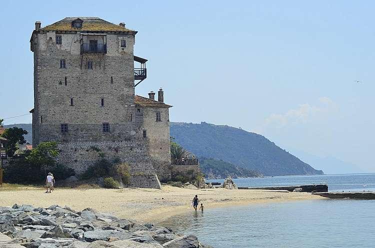 Spiaggia della Penisola Calcidica