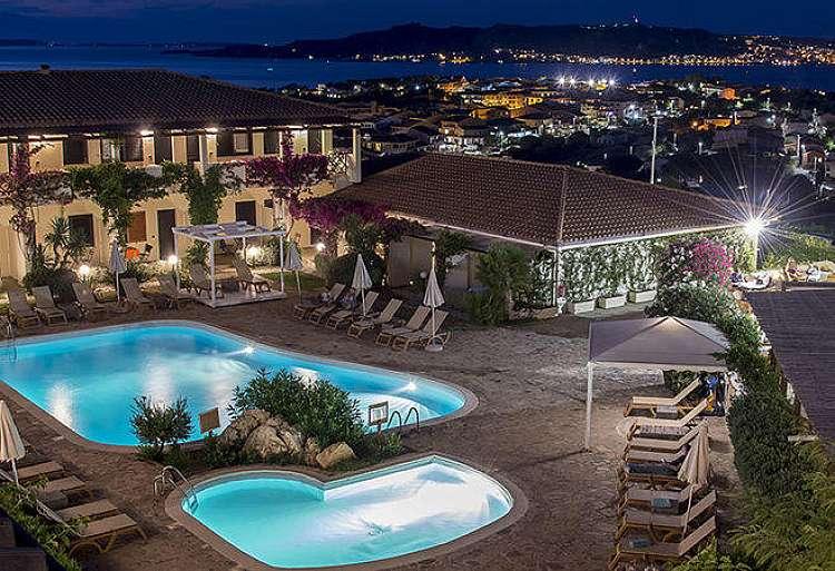 Piscina Hotel Palau
