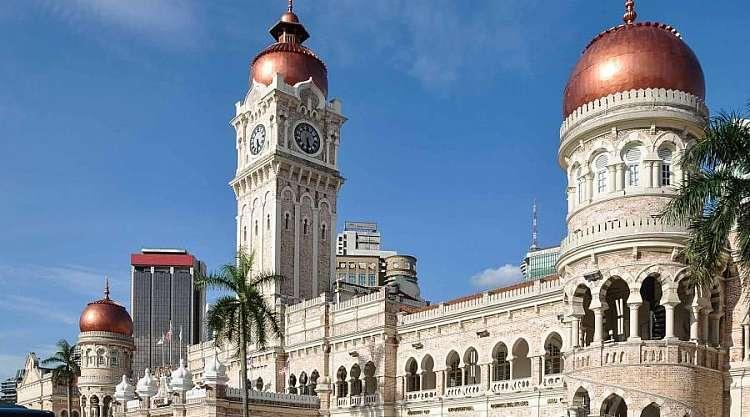 MALESIA - Lumpur, Capitale, Jungla e Mare-metropoli e tradizioni.