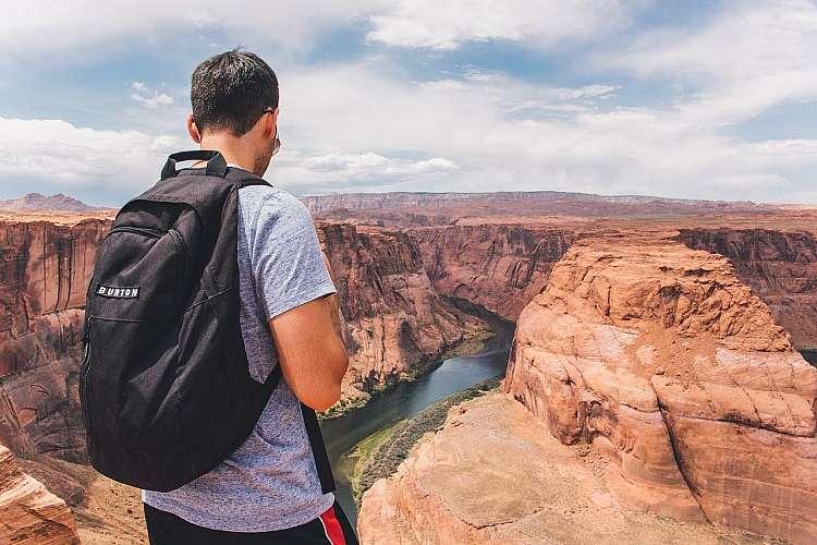 Panoramica Grand Canyon