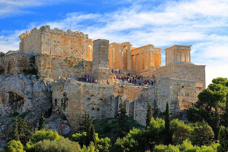 Atene: Partenone