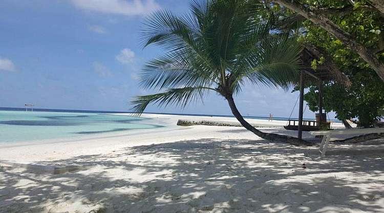 Il Maayafushi Resort alle Maldive