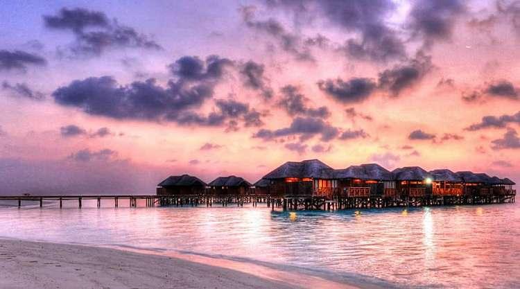 Alle Maldive al Fihalhohi