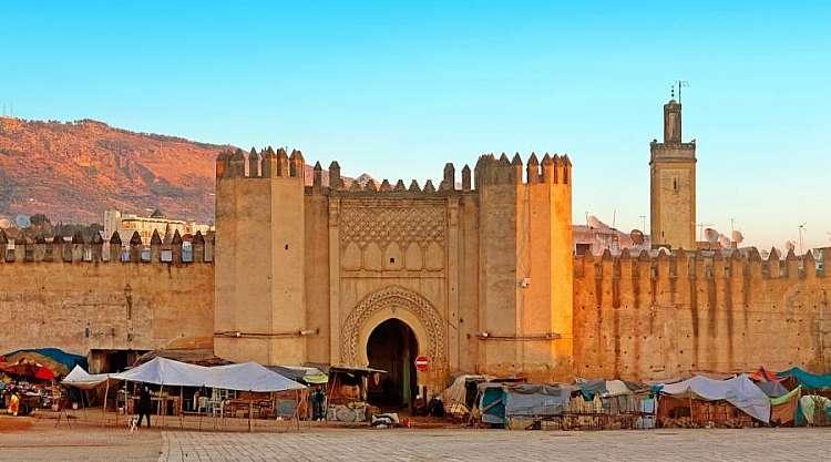 Il Nostro Tour Esclusivo delle Città Imperiali e Deserto in Riad