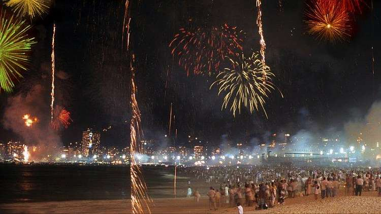 Capodanno a Copacabana