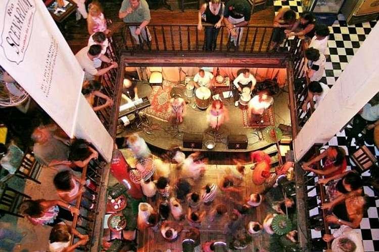 Natale e capodanno a Rio: Lapa - il famoso locale Scenarium a Lapa