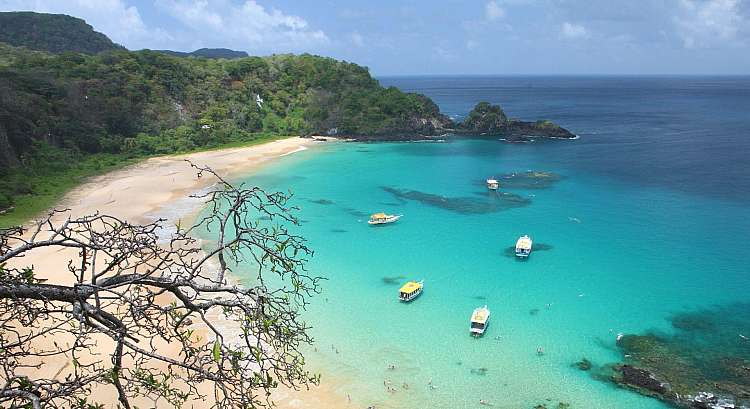 L'isola incontaminata di Fernando de Noronha