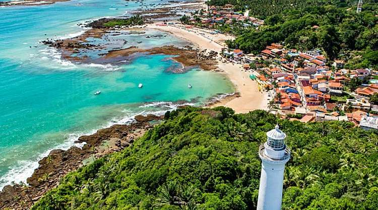 Tour Salvador de Bahia + Mare a Morro