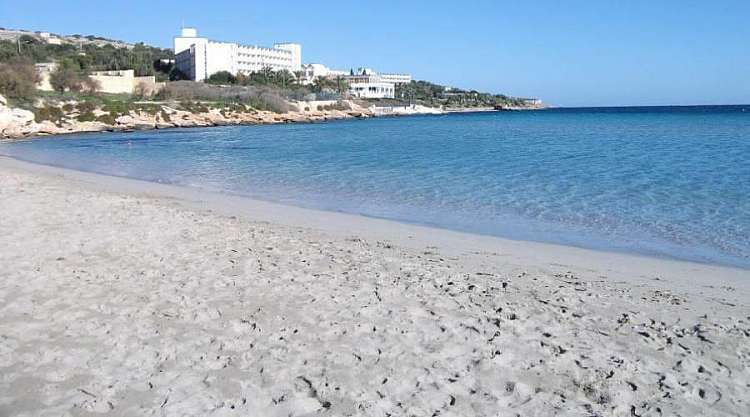 Spiaggia Mellieha