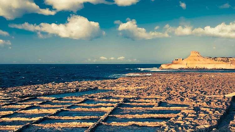 Saline di Gozo