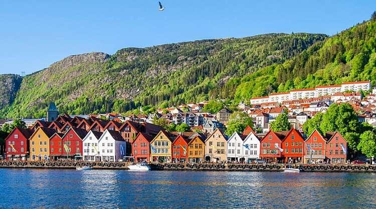 Bergen, Norvegia, Norway in a Nutshell