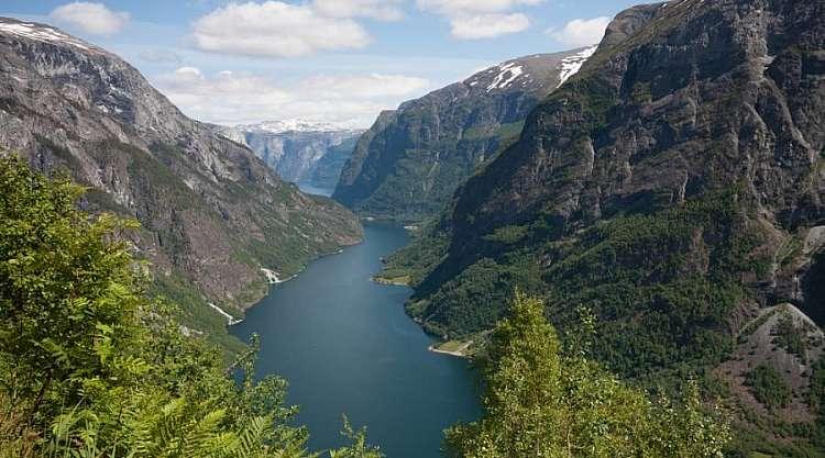 Naeroyfjord - Famoso sito UNESCO, Norway in a Nutshell
