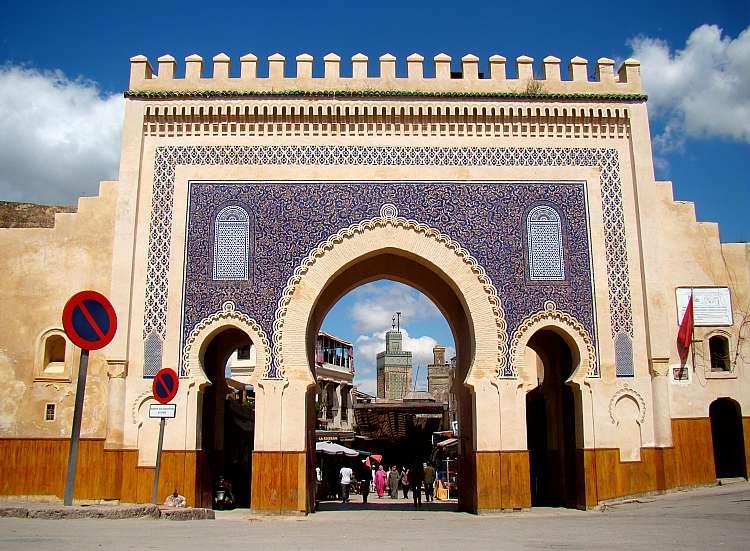 Bab Boujloud_Fez