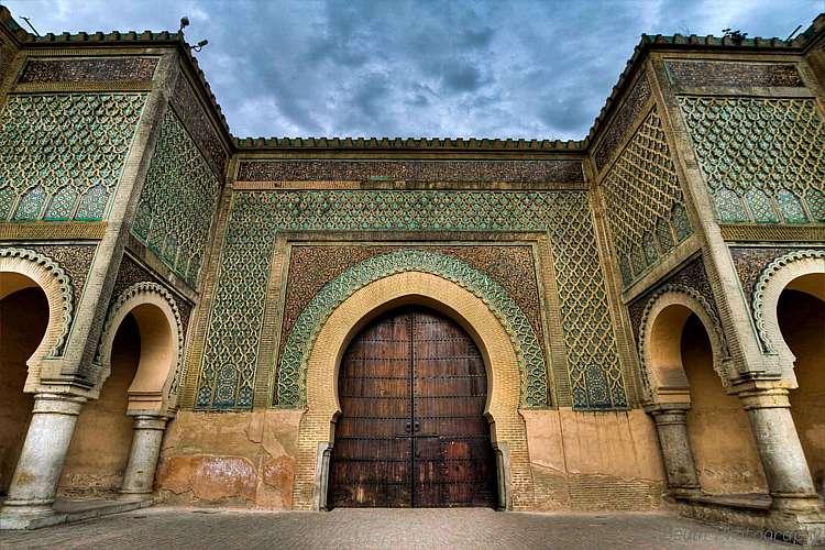 Meknes_Bab Mansour