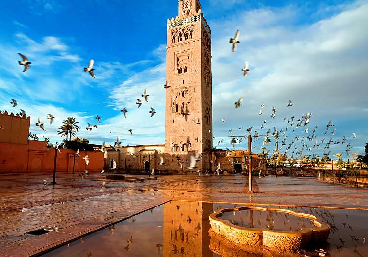 La Koutoubia_Marrakech